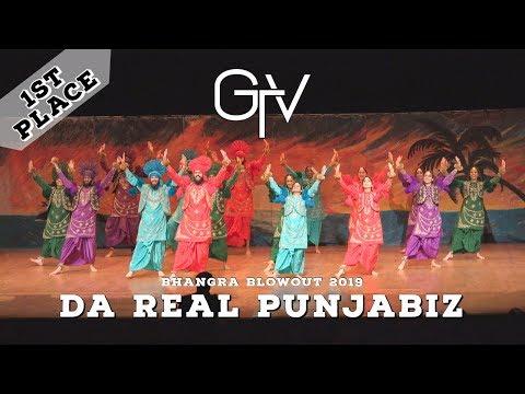 Da Real Punjabiz – First Place – Bhangra Blowout 2019