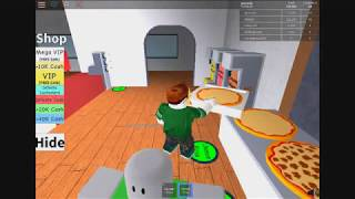 creating PIZZERIA ROBLOX PIZZA FACTORY TYCOON 4th part