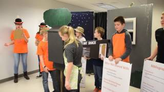 Thinkinators Project Presentation (FLL Animal Allies IL State 2016/2017)