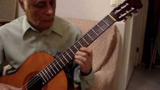 Rimsky-Korsakov - Song Of India (Classical Guitar)