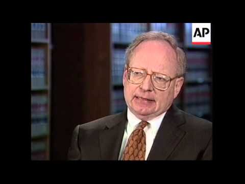 Interview with Stephen Jones, McVeigh former lawyer