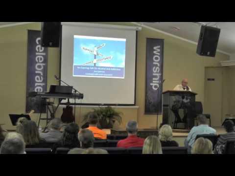 An evening talk on alcohol and addiction with Joe Gannon April 2016 Edited