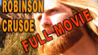 George Anton's ROBINSON CRUSOE (2008) FULL MOVIE ☆ HD ADVENTURE, COMEDY