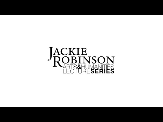 Jackie Robinson Arts & Humanities Lecture Series @ PCC/VoiceOver by Charles Reese