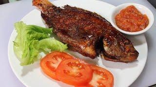 ikan panggang dengan teflon sangat mudah membuatnya. kalau tidak ada ikan nila bisa diganti dengan ikan gurami. atau jenis ikan laut yang biasa ...