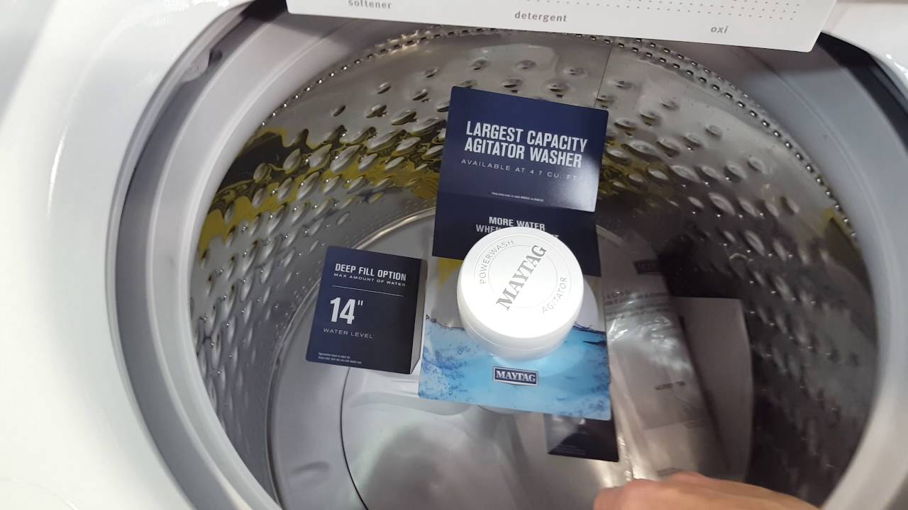 Washing Machine Buying Guide Maytag Mvwb765fw Youtube
