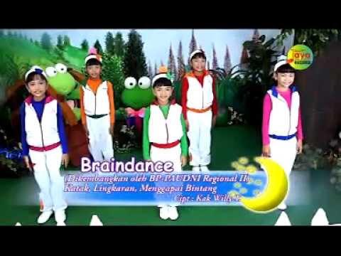#News Senam braindance Untuk TK dan SD 2014