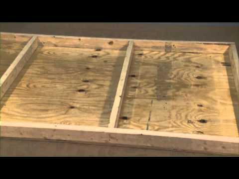 Lionel - Building a Train Table - YouTube