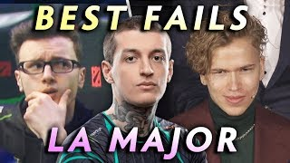Best FAIL and FUN moments of  LA Major and Minor Qualifiers