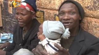 Unsung Heroes : Fredrick Mwaura feeds the homeless