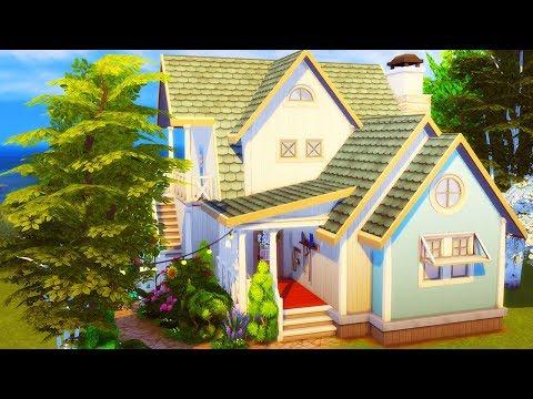 The Sims 4: Строитель�тво   �аедине � природой