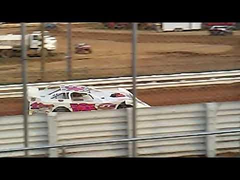 Jared Fulkroad Selinsgrove Speedway Warm ups 4-14-18