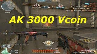 [ Bình Luận CF ] AK-12-Royal Gold - MULTI LÒI MỒM - Tiền Zombie v4