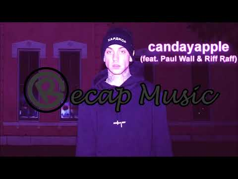 blackbear - candayapple (feat. Paul Wall & Riff Raff) [Lyrics]