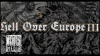 ENTOMBED A.D. / ABORTED & BAEST - Hell Over Europe III (Trailer)