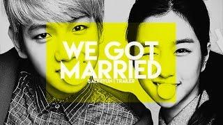 baekhyun | we got married (trailer)