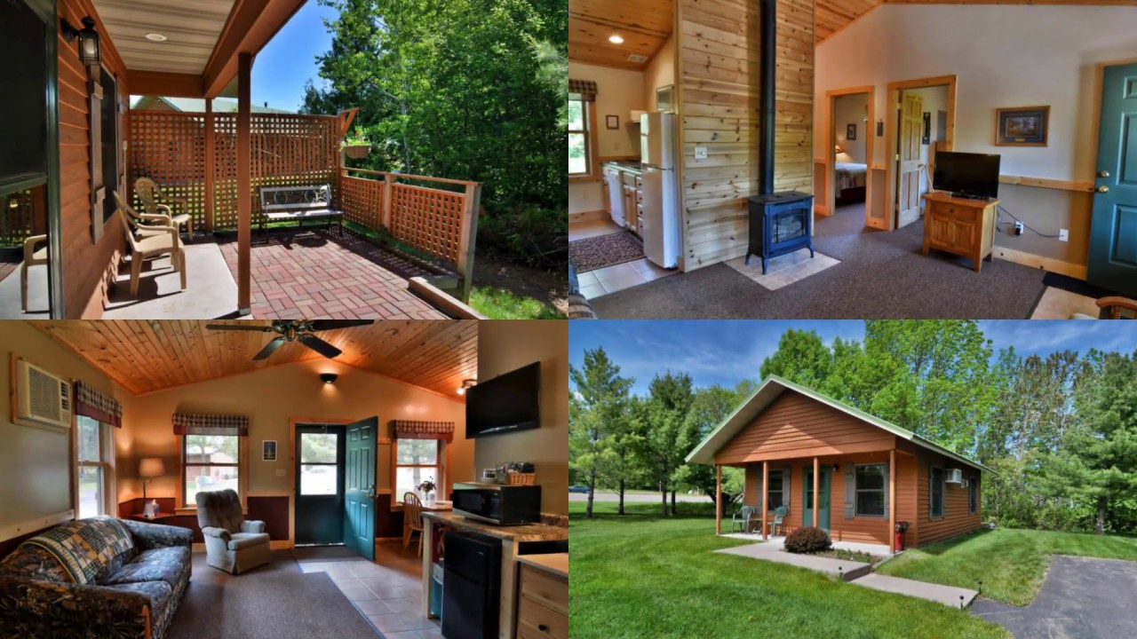 cabin rent united little cottages fox states for cottage white rooms lake wisconsin in the