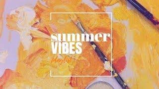 summer vibes vol. 2 - a kpop playlist