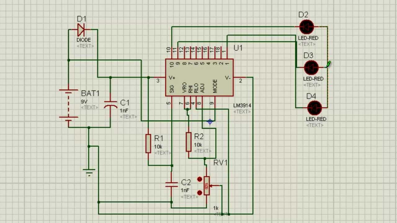 Tps54331 Design Push Pull Template Circuit With Ucc2808 Youspice Tishitu Solar Battery Low Voltage Indicator Youtube