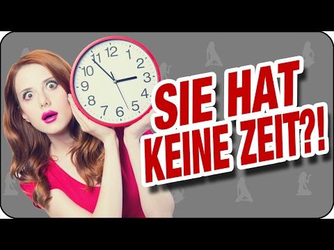 DATE ABSAGE: Sie hat keine Zeit! Was tun? | Zuschauerfrage