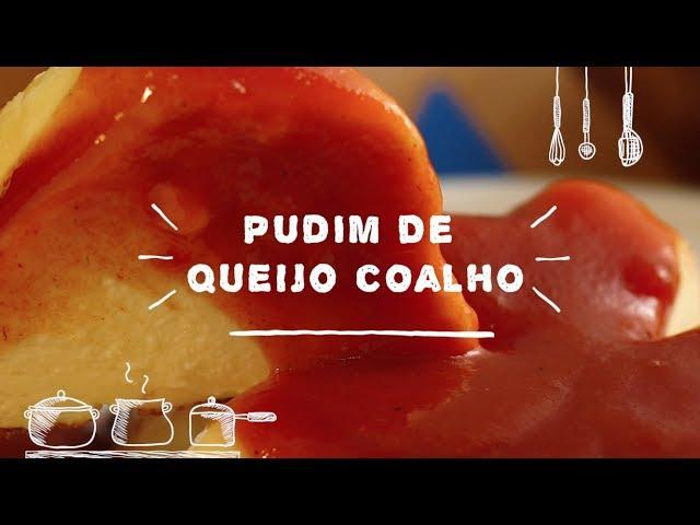Pudim de Queijo Coalho - Sabor com Carinho (Tijuca Alimentos)