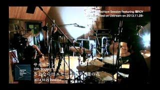 サカナクション10th Single「さよならはエモーション/蓮の花」初回限定盤DVDダイジェストムービー