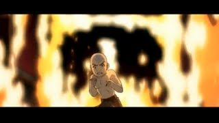 Aang VS Zuko (Ember Island): Full Fight [HD]