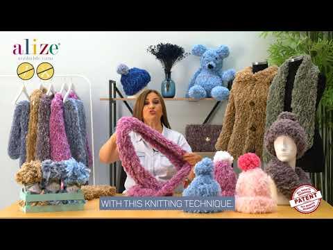 Представяне на Alize Puffy Fur