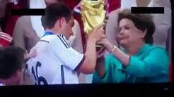 Deutschland - Alle WM-Tore 1954 - 2014 (Mit original Kommentar)