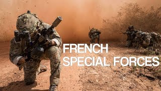 French Special Forces  - 1er RPIMa / 13e RDP / CPA 10 / Commandos Marine