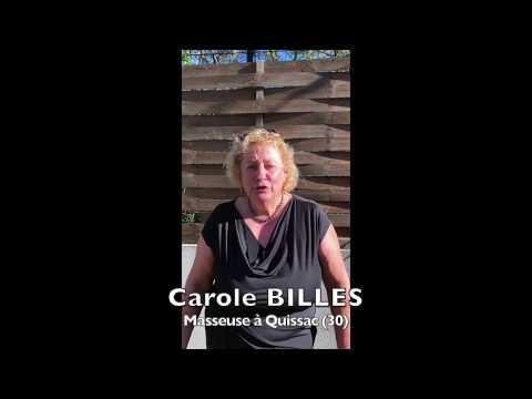 Témoignage Carole BILLES