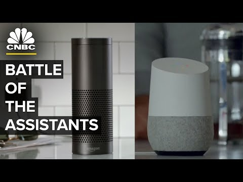 Why Amazon Alexa And Google Assistant Are Becoming Omnipresent Mp3