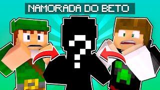 DESCOBRIMOS QUEM É A NAMORADA DO BETO GAMER NO MINECRAFT!! 😱 - BETO GAMER MINECRAFT