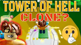 A Tower of Hell Clone? Climb Time Roblox