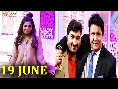 Bus Kardo Bus Returns - Umar Sharif Talks About Priyanka Chopra | 19 June 2016