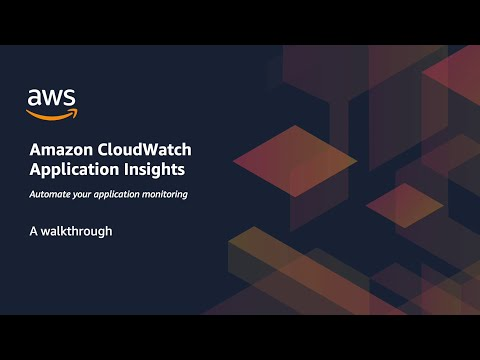Introduction to Amazon CloudWatch Application Insight - Amazon Web Services (AWS)