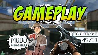 [CF] Gameplay #74 - Desert Eagle-Serpente, Modo Paraíba !