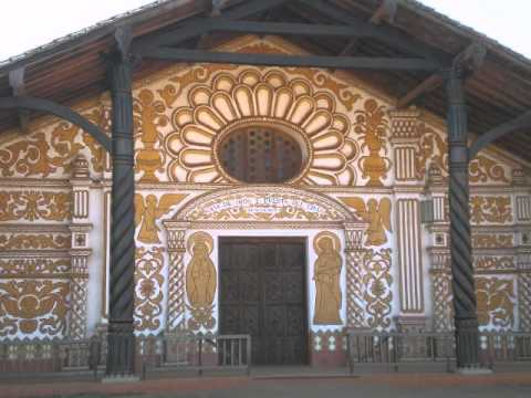 Jesuit Missions of Bolivia