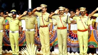 Kerala Armed police passingout at kerala police academy  2016 promo video