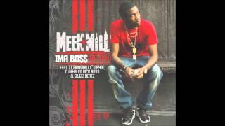 Meek Mill feat. Rick Ross & T.I. - Freestyle Ima Boss [Black-OMAR] + DDL
