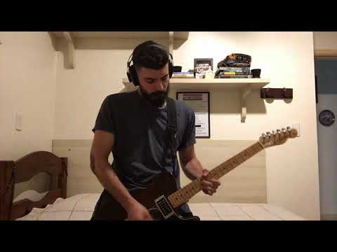 Bullet Bane - Gangorra (guitar cover)