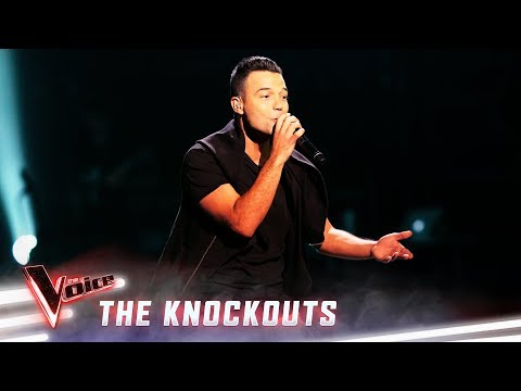 The Knockouts: Carlos C Major Sings 'Jumpin' Jumpin'' | The Voice Australia 2019