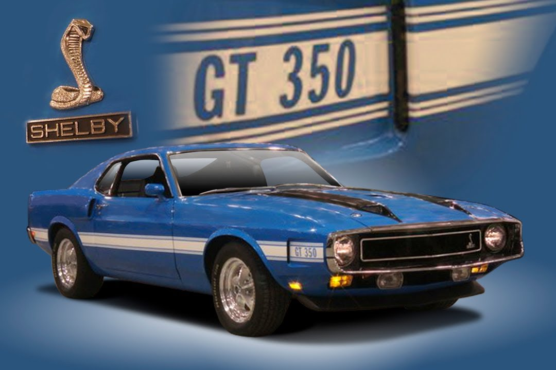 1970 Shelby Gt350 For Grabber Blue Genuine Serial 3260 53 000 Mile Three Owner Example