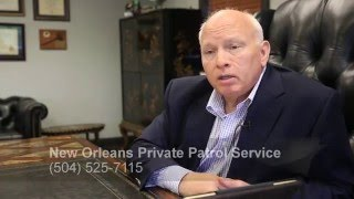 New Orleans Private Patrol Service | Quality Private Security
