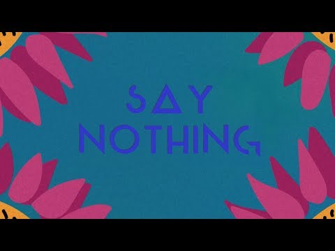 Gabrielle Aplin - Say Nothing (Official lyric video)