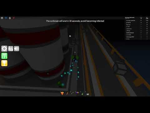 Epic Minigames / Outbreak (Oil Platform) (Zombie)
