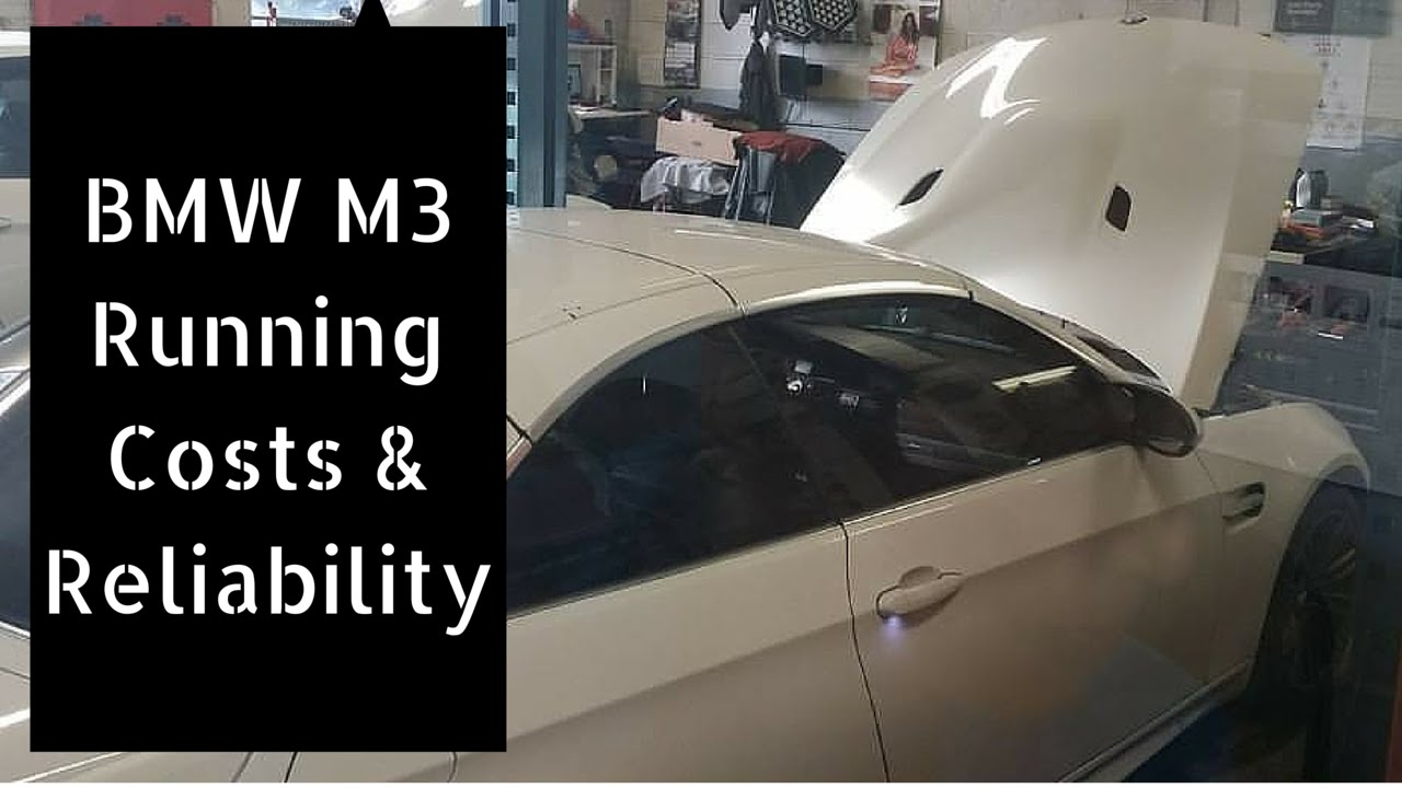 Download BMW e93 M3 Maintainence & Reliability - 80,000 km running costs