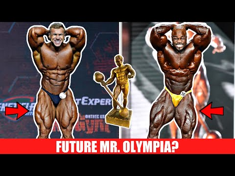 Is This A Future Mr. Olympia Winner?