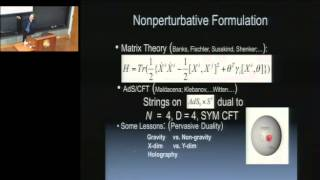 Brian Greene : The State of String Theory