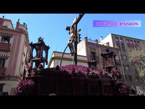 Stmo. Cristo de la Fundación (Negritos) por Recaredo (Semana Santa Sevilla 2018)